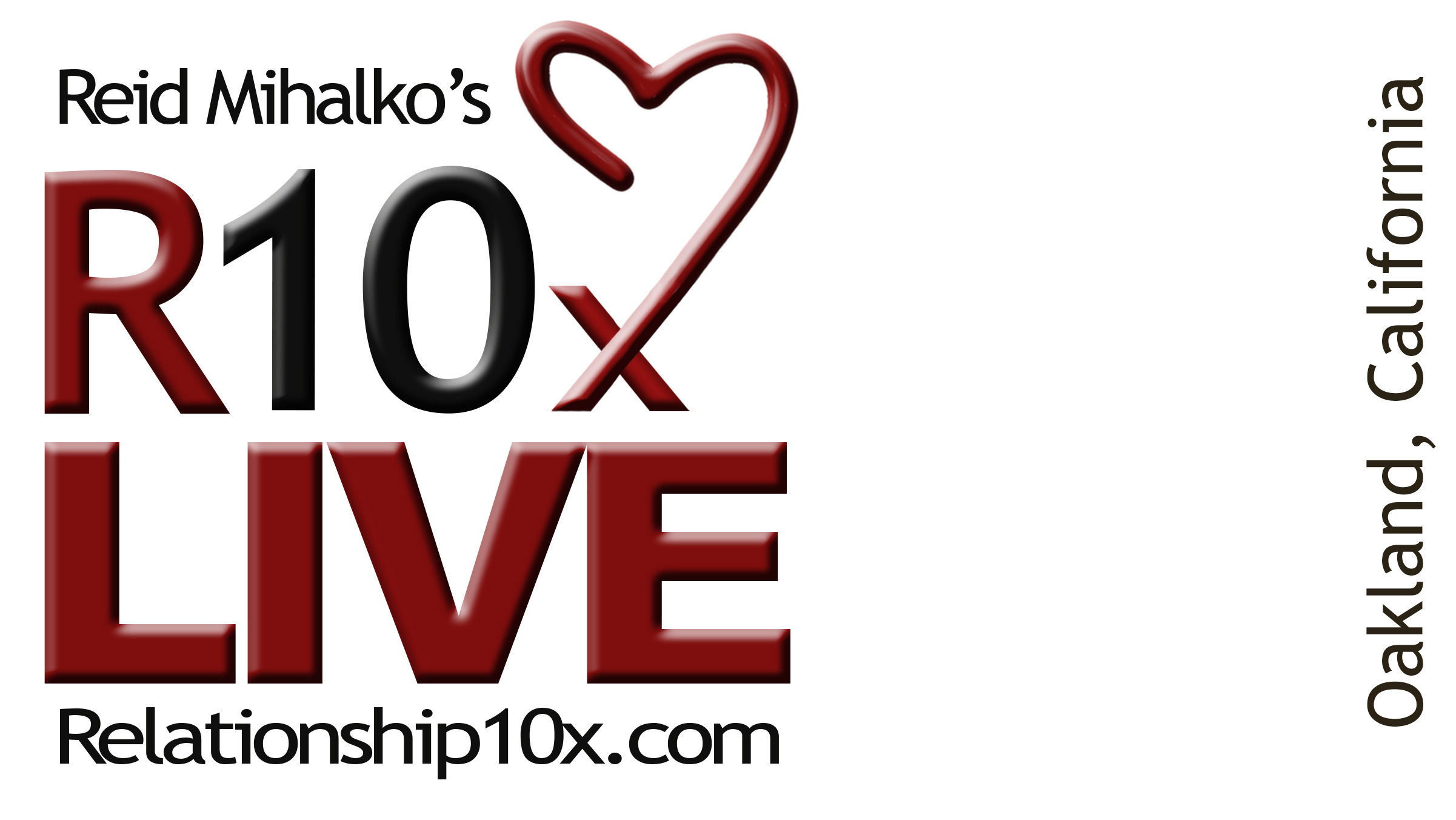 Relationship 10x LIVE 2015 Videos